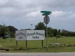 Plymouth Memorial Garden
