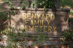 Benyard Family Cemetery