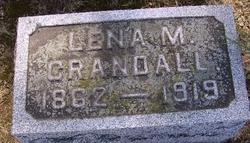 Lena <I>Mount</I> Crandall