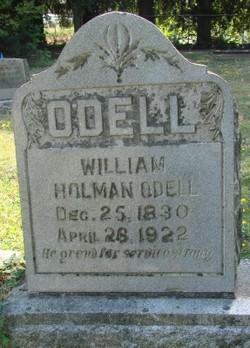 William Holman Odell