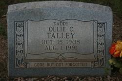 Ollie C Talley