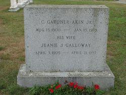 Charles Gardner Akin, Jr