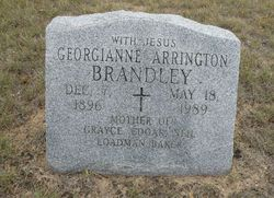 Georgianna <I>Arrington</I> Bradley