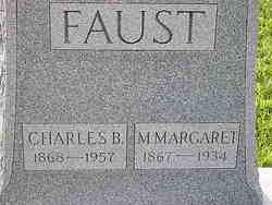 Charles Buckalew Faust