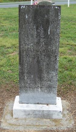 Martha Ann <I>Mullis</I> McCoy