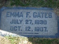 Emma <I>Forsberry</I> Gates
