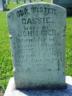 Cassie <I>Bingaman</I> Gier