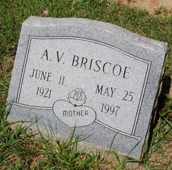 A. V. <I>Gore</I> Briscoe