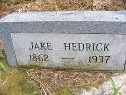 "Jacob Wiley ""Jake"" Hedrick"