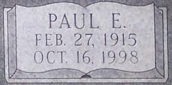 Paul Edward Damon