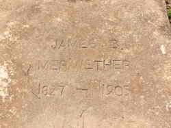 James B. Meriwether