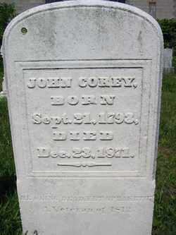 John Corey