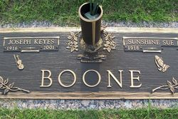 Joseph Keyes Boone