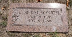 George Riley Carter