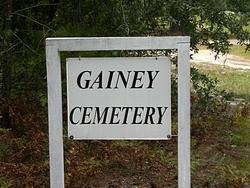 Gainey Cemetery