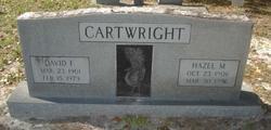 David Francis Cartwright