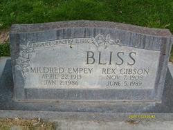Rex Gibson Bliss