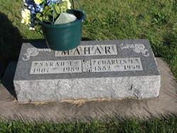 Charles E Mahar