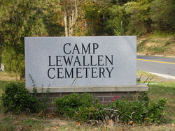 Camp Lewallen Cemetery