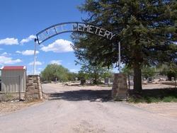 Aztec Cemetery