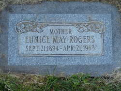Eunice May Rogers
