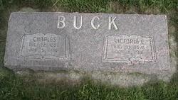 Victoria <I>Christensen</I> Buck