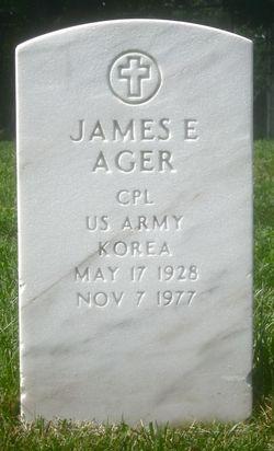 James Edward Ager