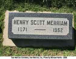 Henry Scott Merriam