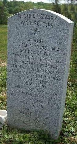 W. James Johnston