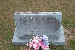 Caroline <I>Davis</I> Altman
