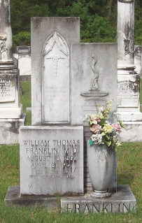 Dr William Thomas Franklin