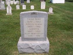 Uriah E Burd