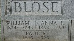 Paul R. Blose