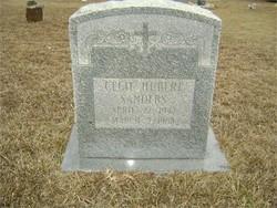 Cecil Hubert Sanders