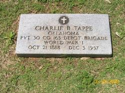 Pvt Charlie B Tappe