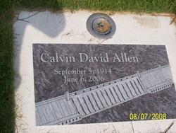 Calvin David Allen