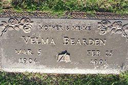 Velma Bearden
