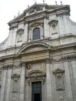 Chiesa di Sant' Ignazio di Loyola a Campo Marzio