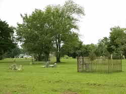 Hominy Indian Village Cemetery