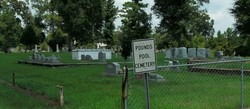 Pounds Pool Cemetery