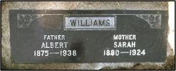 Albert Edward Williams