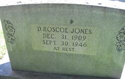 D. Roscoe Jones