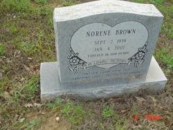 Norene Brown