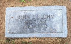 John J. Blohm