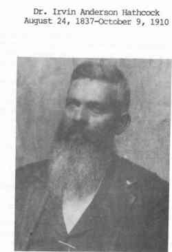 Dr Irvin Alexander Hathcock
