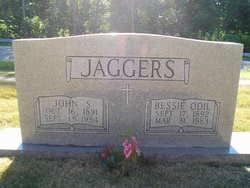 Bessie Sue <I>Odil</I> Jaggers