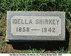 Idella <I>Purdy</I> Shirkey