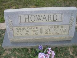 Norma Madden <I>Carver</I> Howard