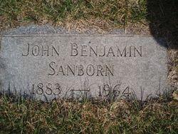 Judge John Benjamin Sanborn Jr.