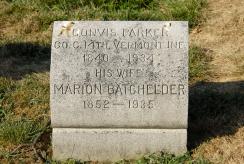 Convis Parker